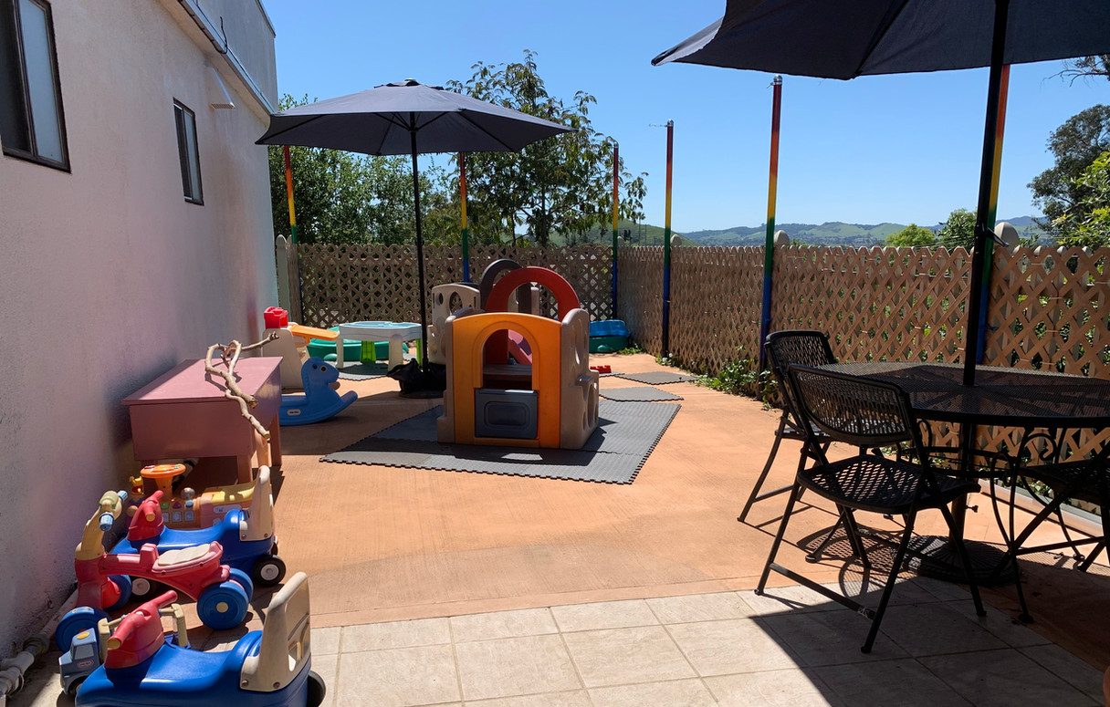 Toddler Play Yard pt.1