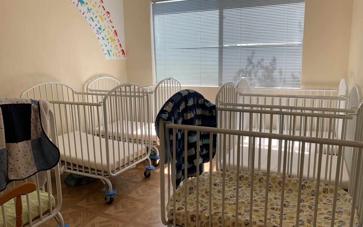Infant Sleeping Room pt1