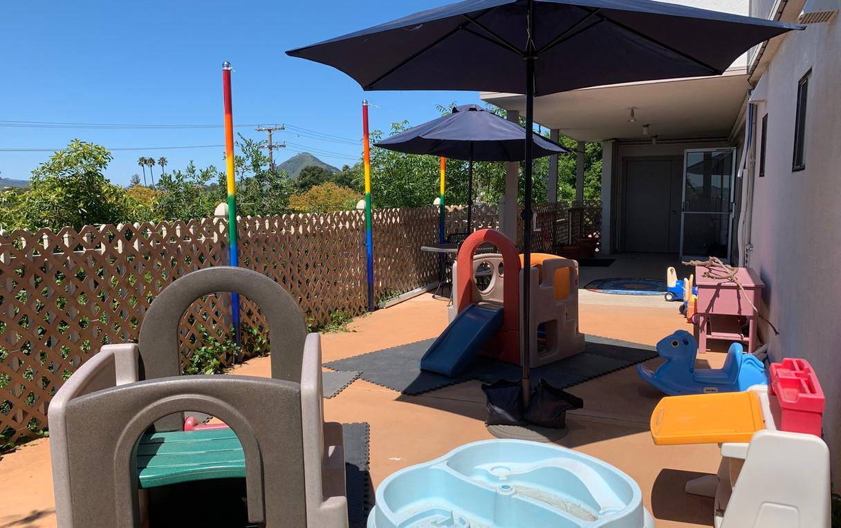 Toddler Play Yard pt.2
