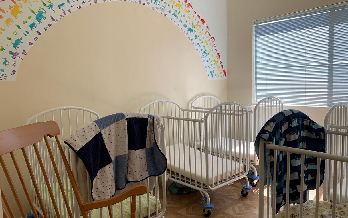 Infant Sleeping Room pt.2