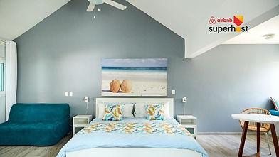 High Occupancy Bedroom