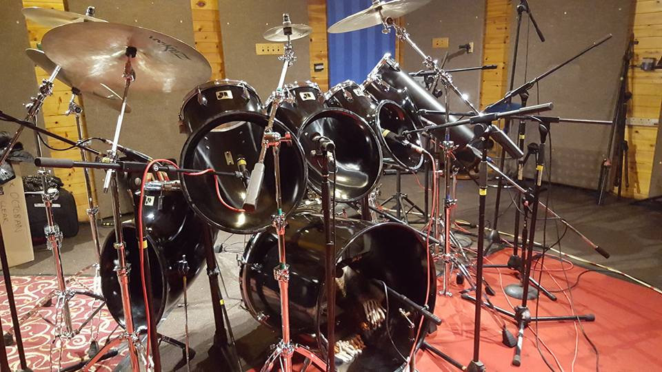 5x8 hour deal recording session-R9