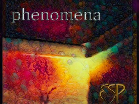 """""""Phenomena"""" album  ESP - Project"""