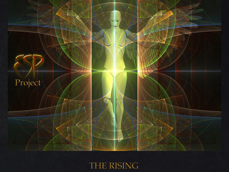 """ESP """"The Rising"""" out now!"""