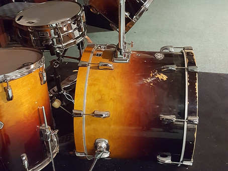 Creative drummers?