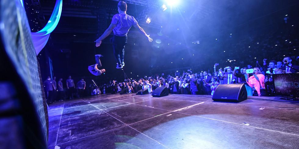 Parkour Show (OC Breda - Opava)