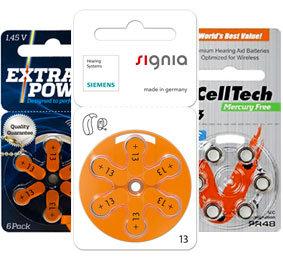 Пробные микс наборы для слуховых аппаратов № 13 (PR 48)