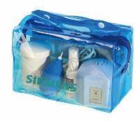 Сумка для хранения аксессуаров к слуховому аппарату стандартная