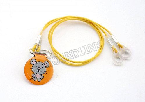 Фиксатор заушного слухового аппарата детский
