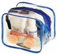 Сумка для хранения средств по уходу за слуховыми аппаратами большая