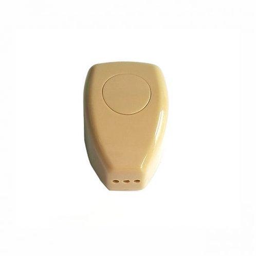 Телефон костной проводимости трех штырьковый для карманного слухового аппарата