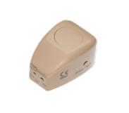 Телефон костной проводимости двух штырьковый для карманного слухового аппарата