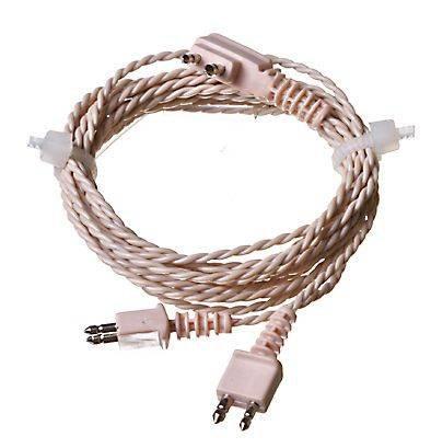 Шнур двух штырьковый для карманного слухового аппарата