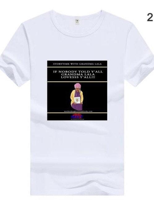 Grandma LaLa T-shirts