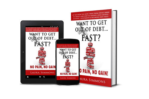Want  to  get out  of  debt  fast??
