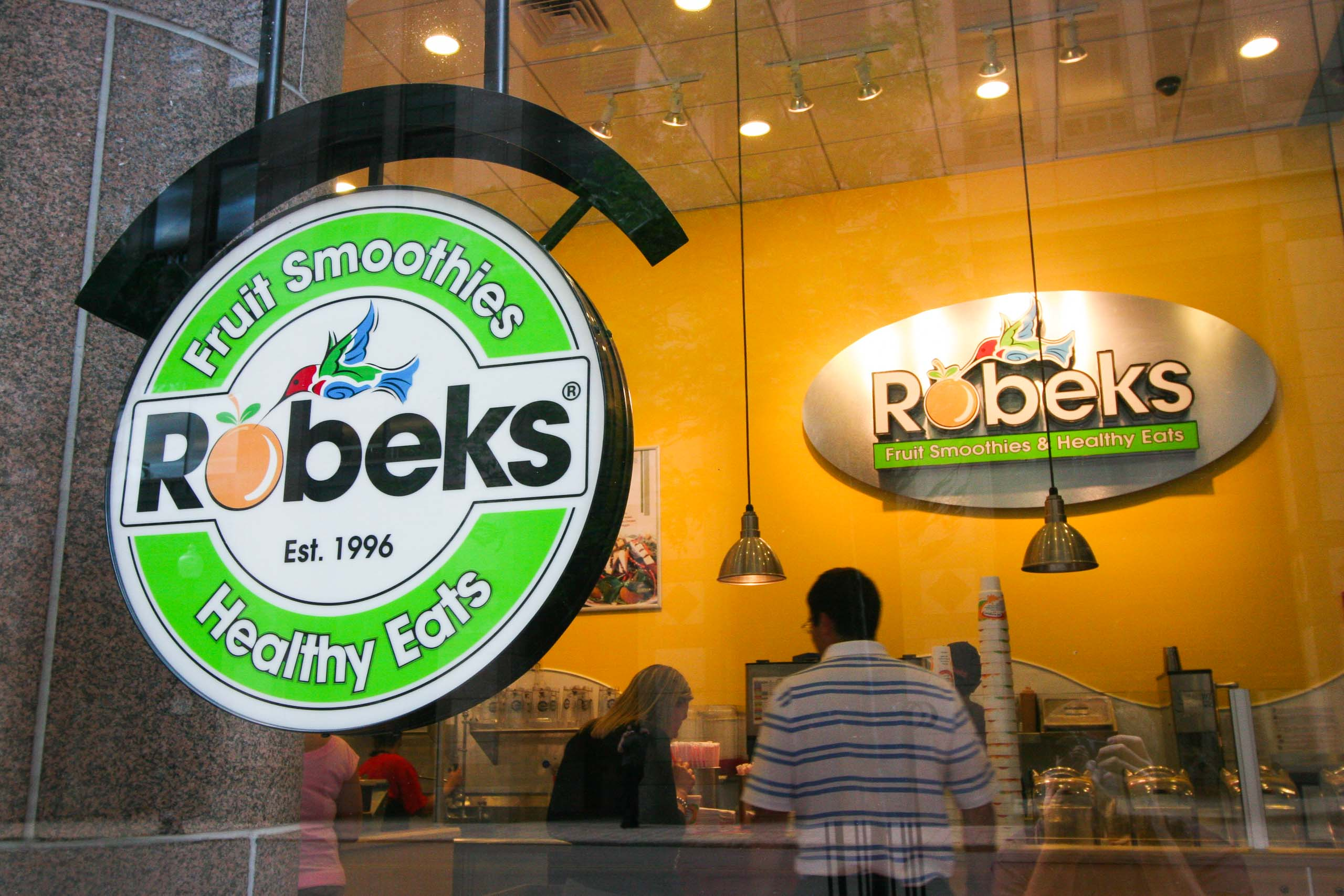 Robeks Fruit Smoothies