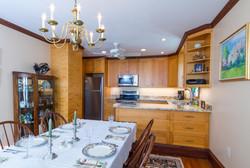 Colonial Kitchen renovation.