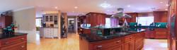 Panorama of Kitchen