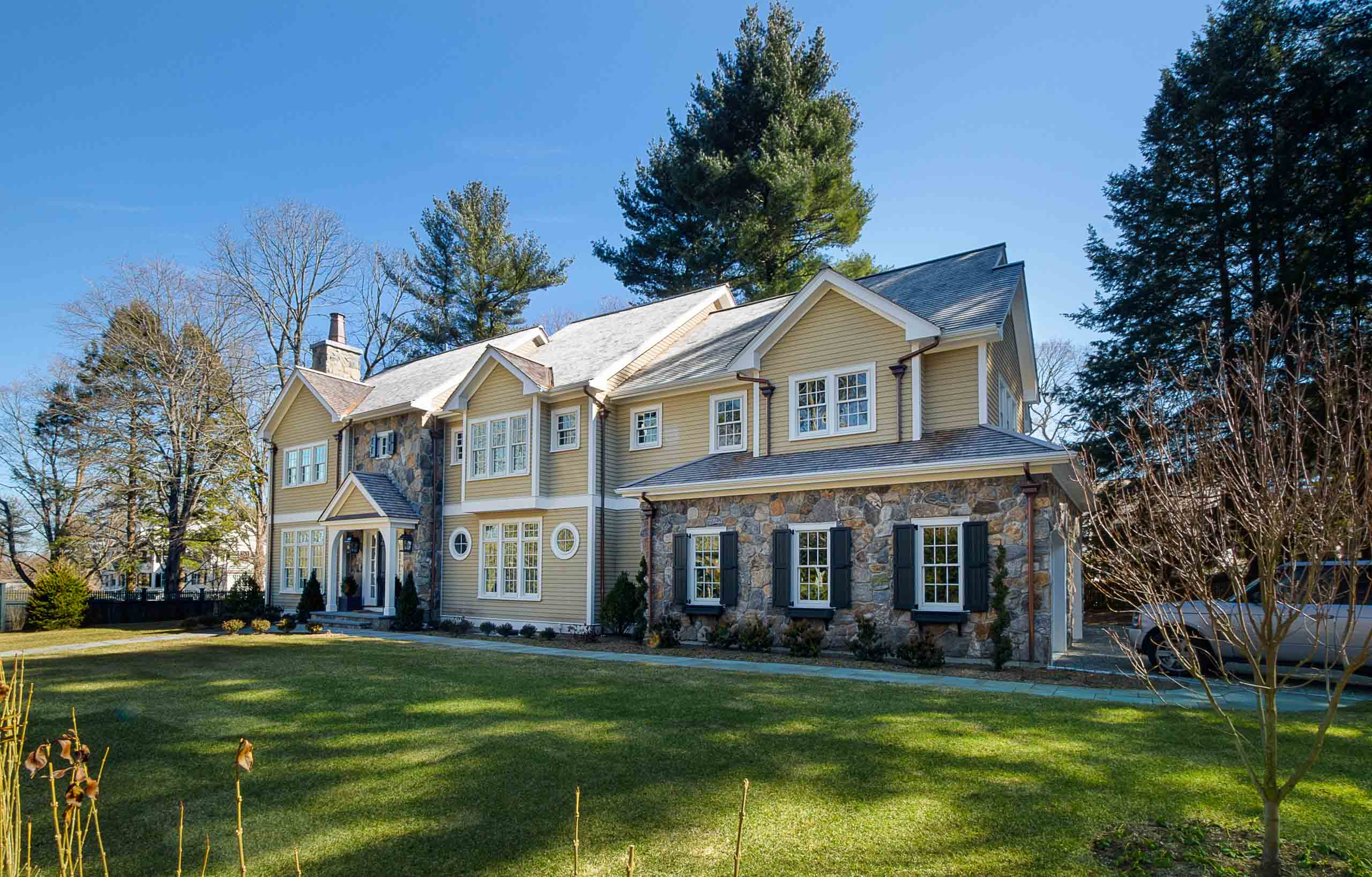 Wellesley Contemporary Colonial