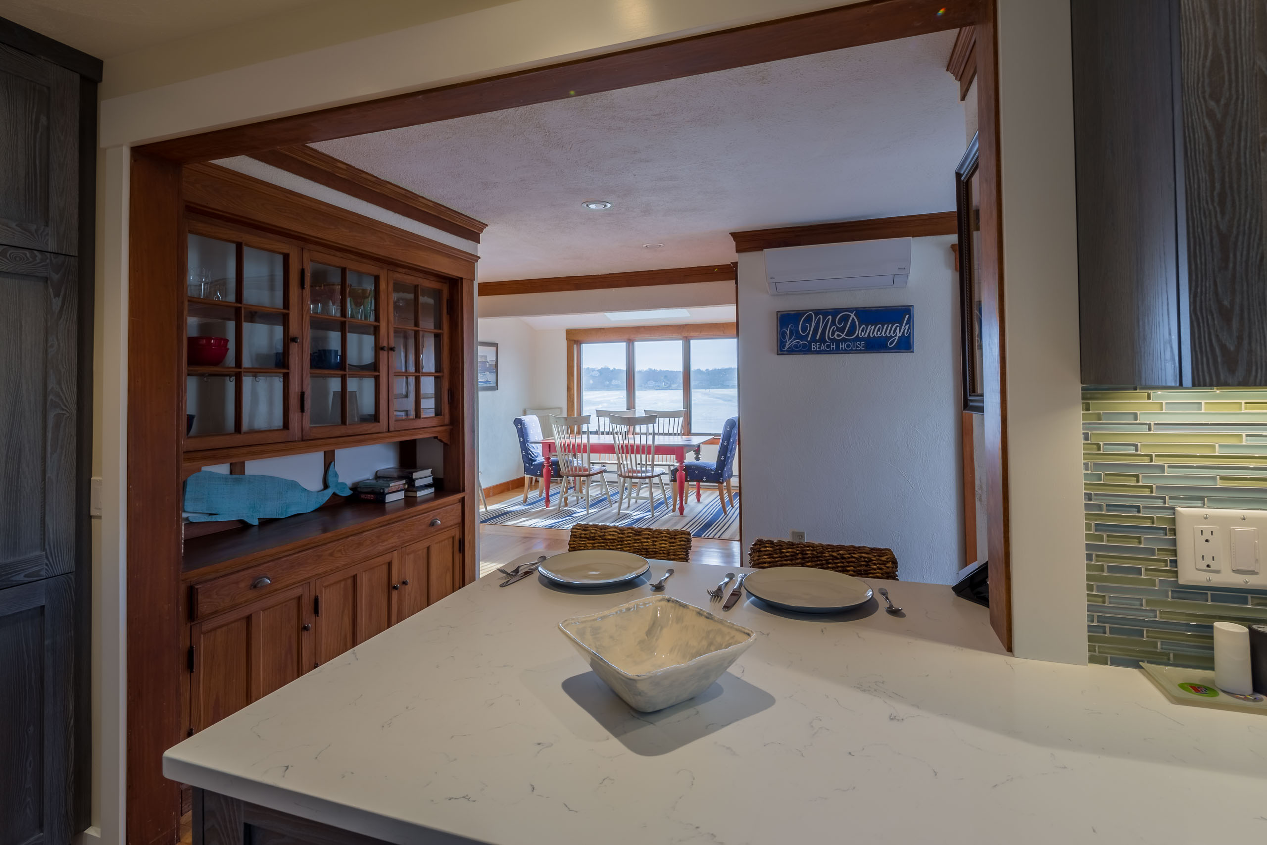 Gloucester Beach House Dining Room