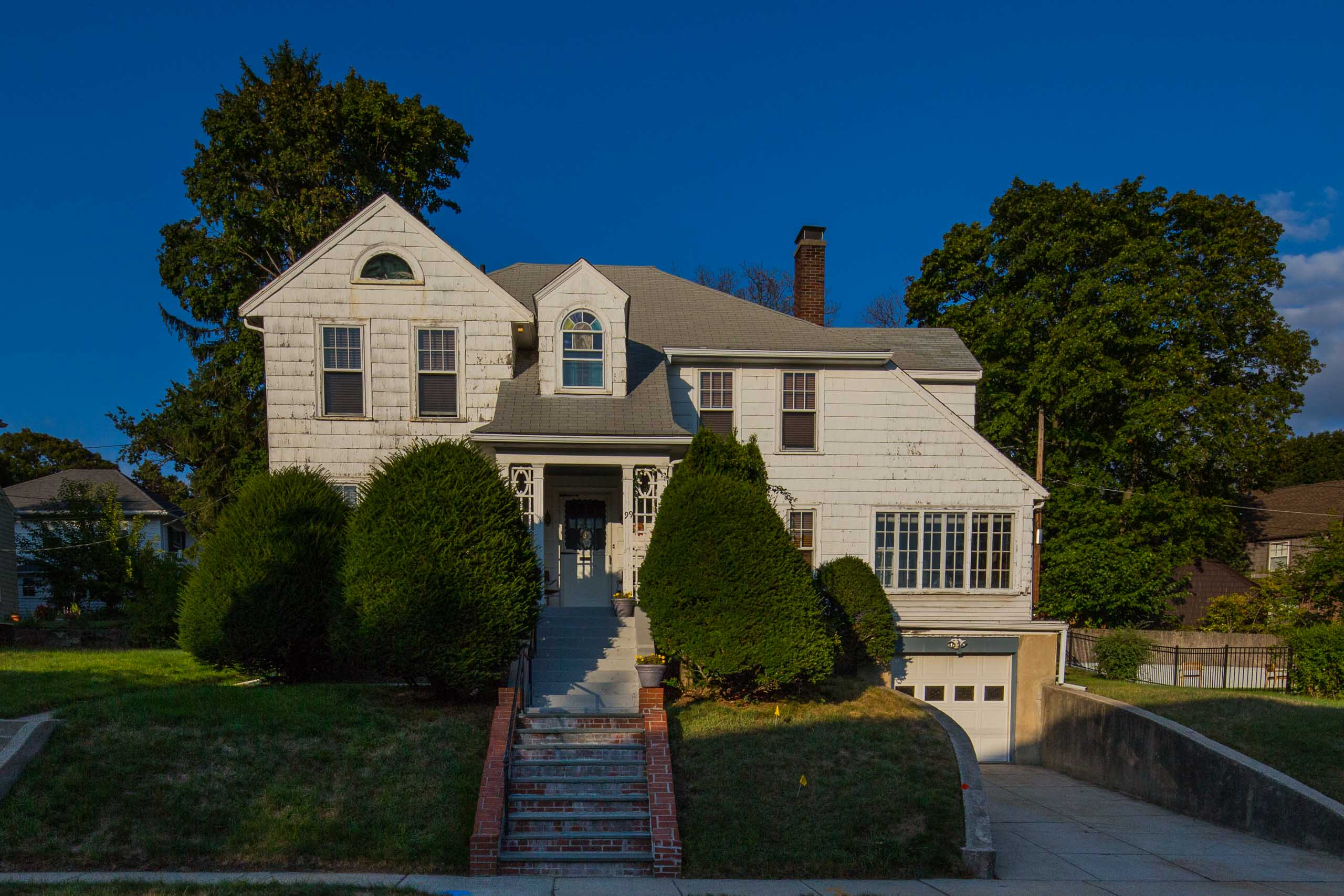 Medford Colonial Renovation before