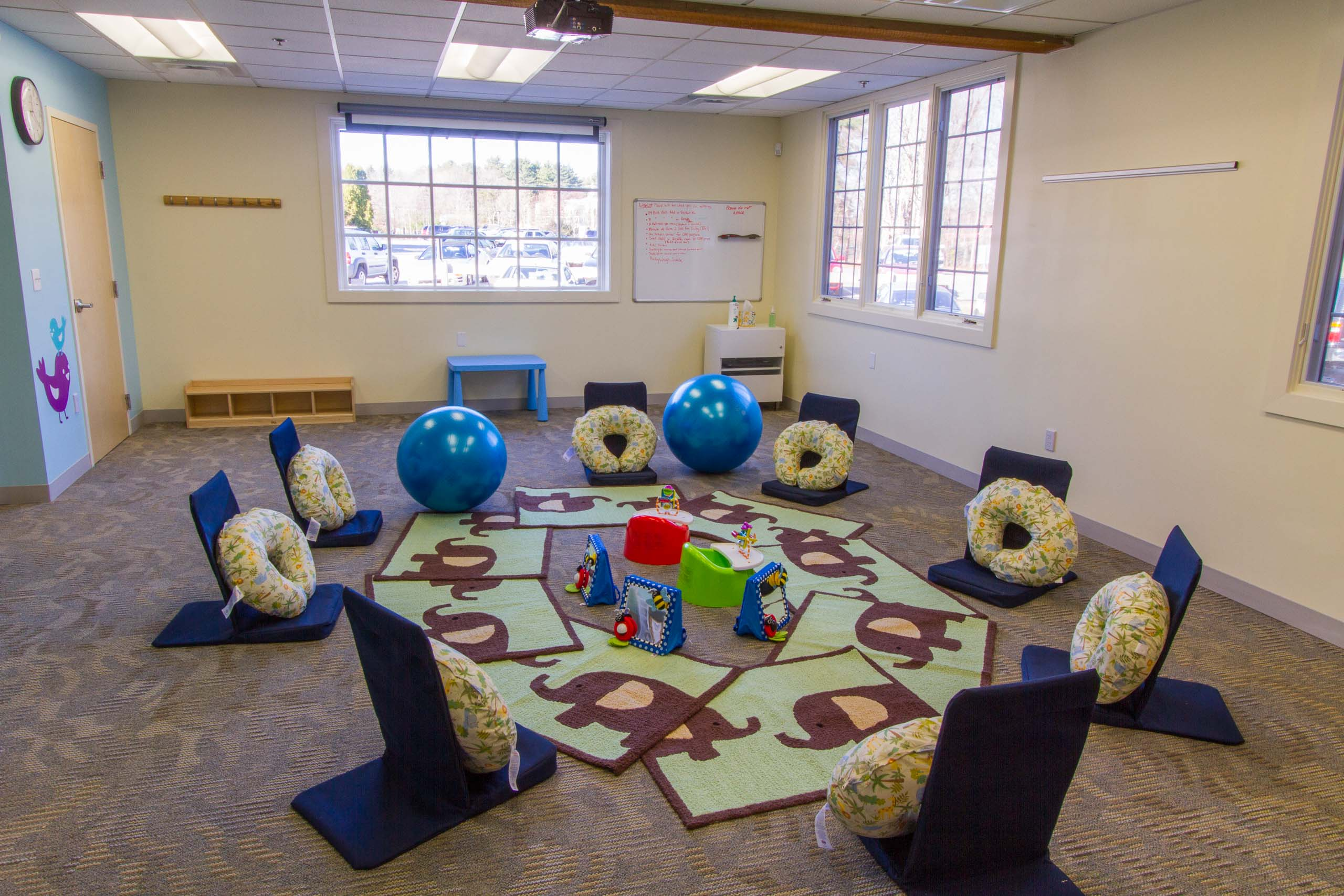 Parenting Birthing Classroom