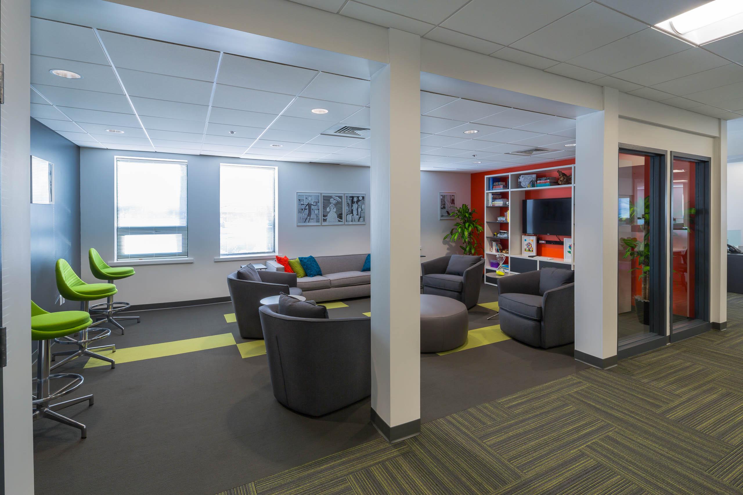 Employee Lounge