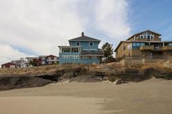 Gloucester Beach House beach view