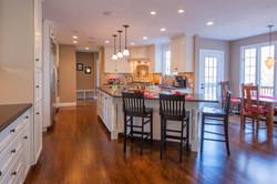 New Kitchen Counter/ Bar