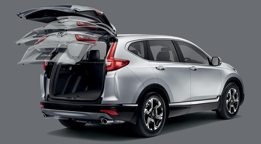 Honda CR-V (Back)