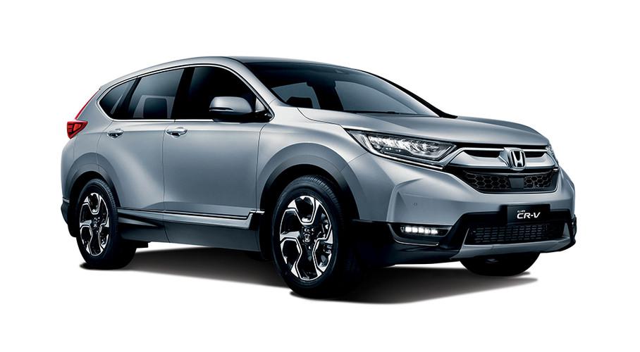 Honda CR-V (Side)