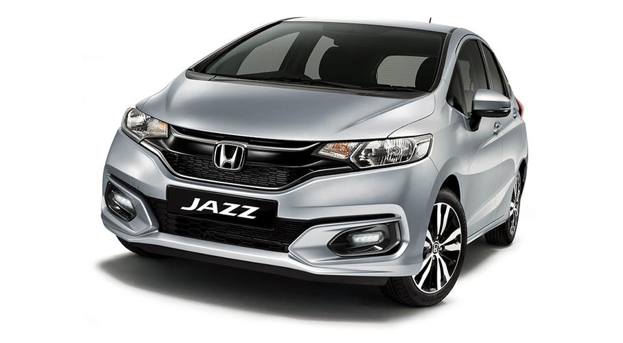 Honda Jazz (Front)