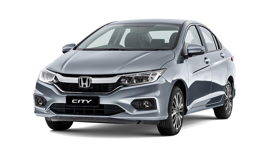 Honda City (Front)