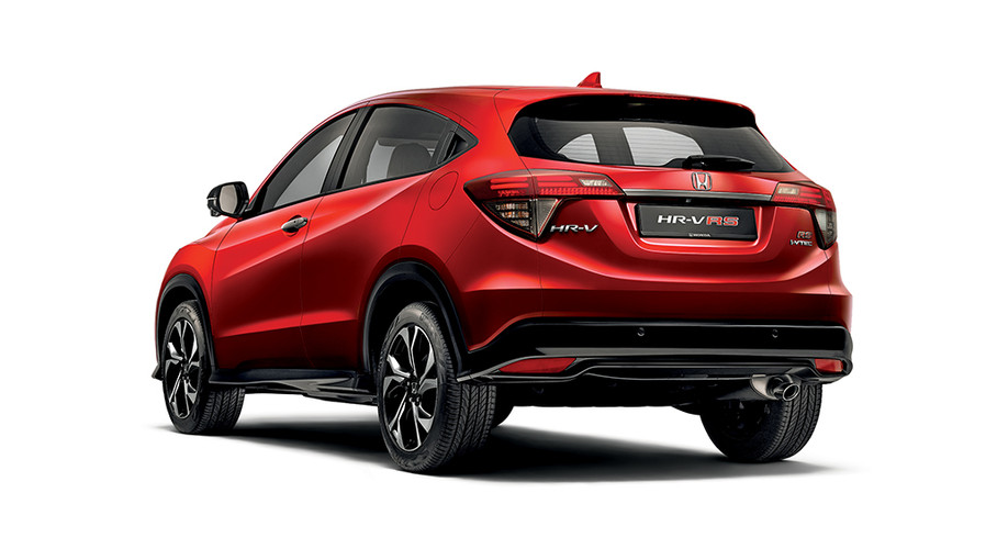 Honda HR-V (Back)