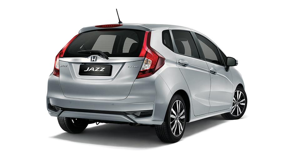 Honda Jazz (Back)