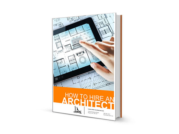 Custom Guide by LA-Arch on how to hire an Architect