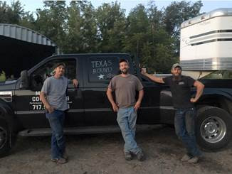 Our Harvey Heroes ~1,500 miles, power outages... and 1 Year Later