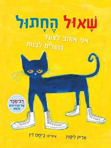 Online Hebrew Story Time - שאול החתול