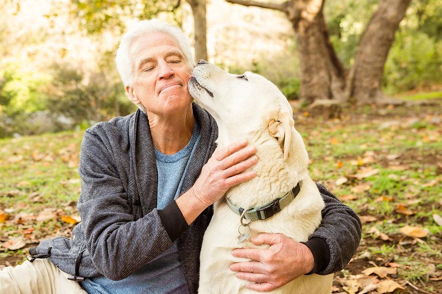 Pet Porter Pals Personal Pet Visits with Seniors