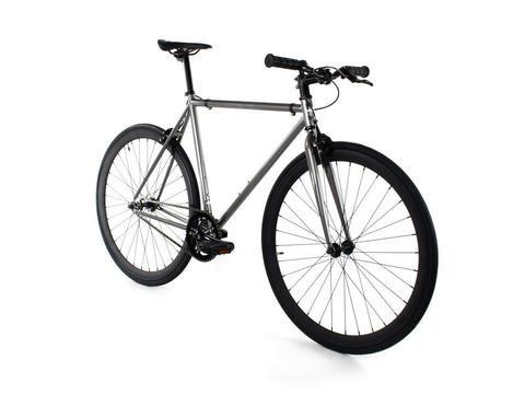 Golden Cycles Asphalt Fixie Bike