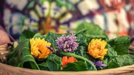 Organic Edible Flowers 30g
