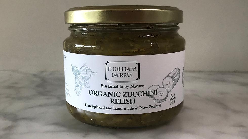 Zucchini Relish 330g