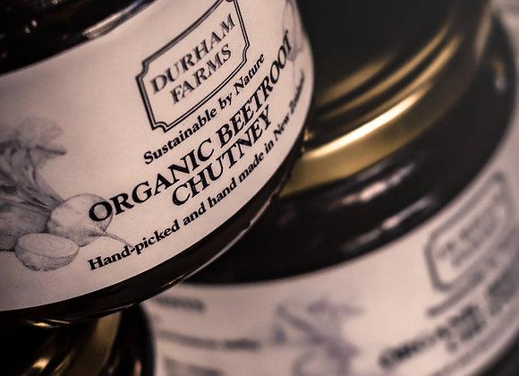 Organic Beetroot Chutney 330g