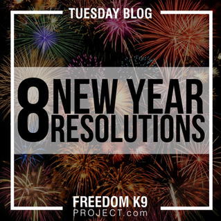 8 New Year Resolutions