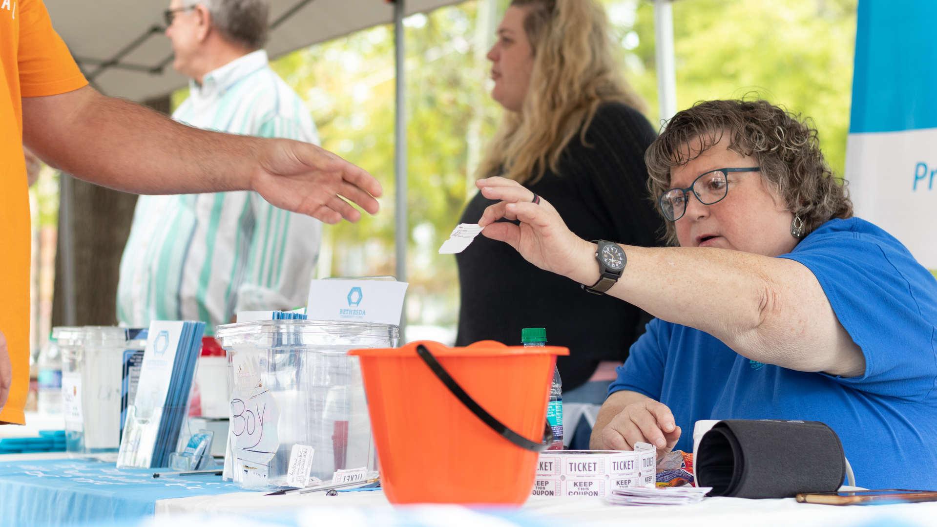 Bethesda Community Clinic Event