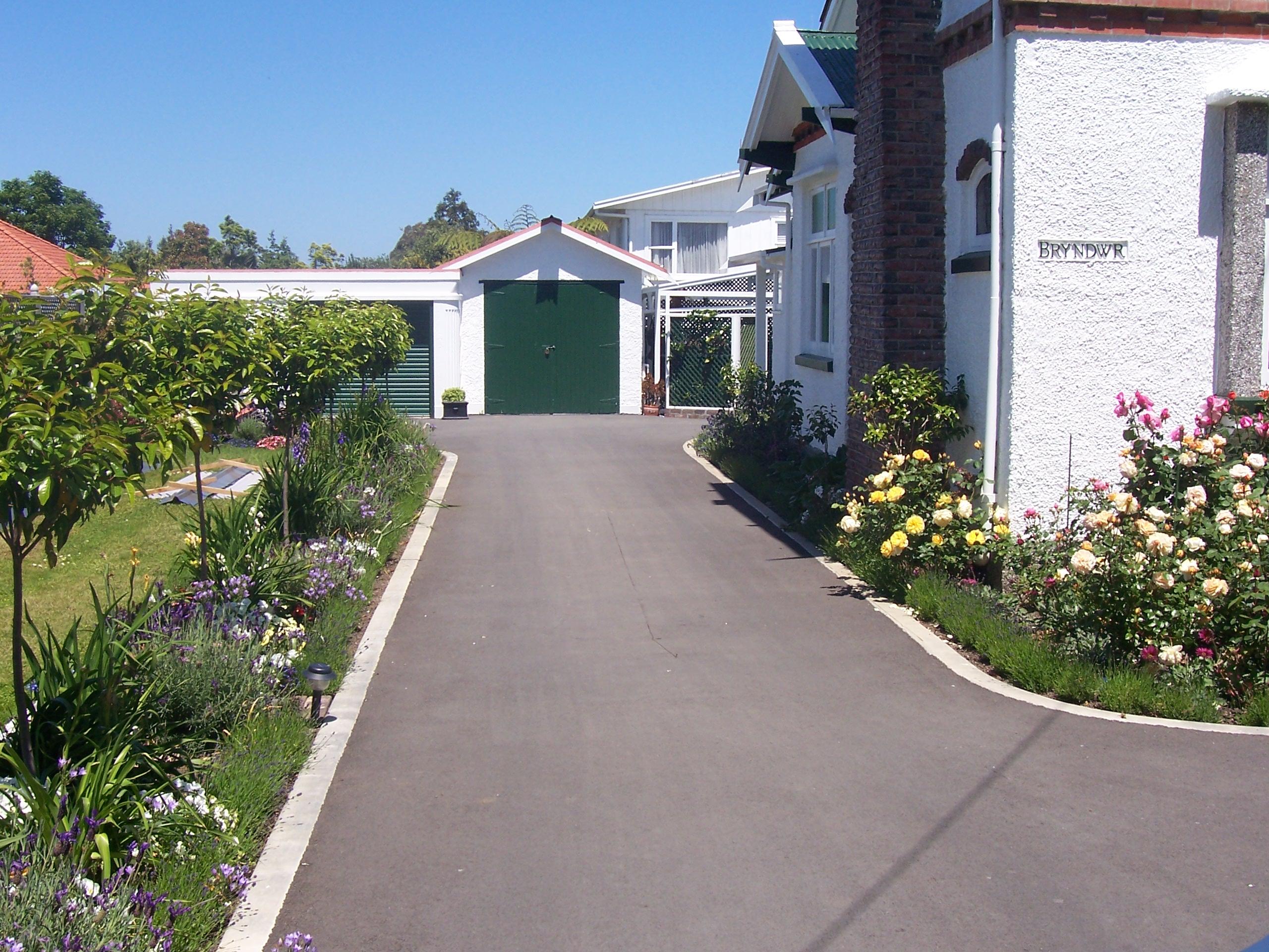 Hotmix Driveway