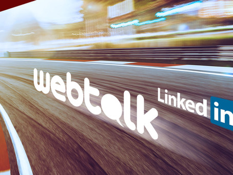 Webtalk makes the cover of Bold Business