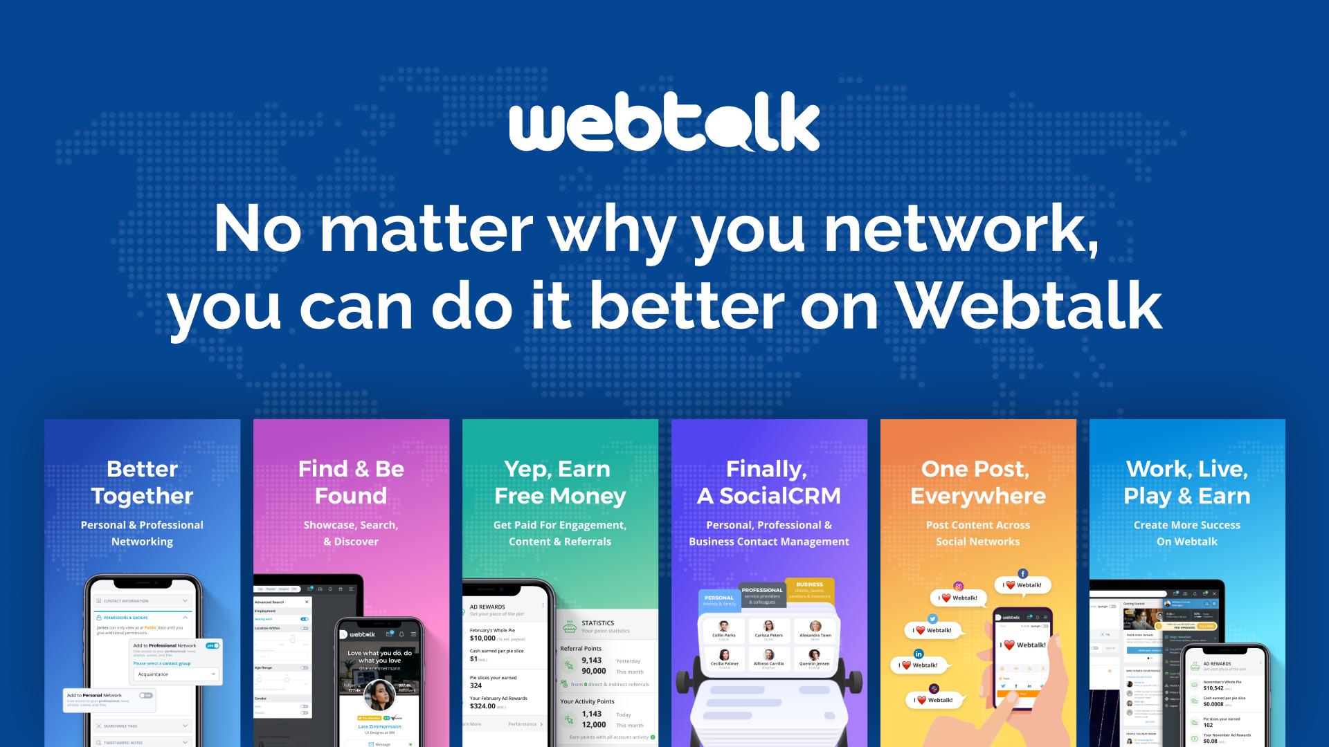 What Is WebTalk?