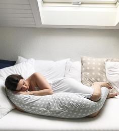 Entspannen mit dem Kissen