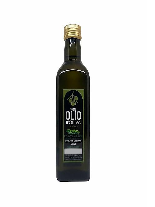 Olio di Oliva 500 ml Flasche